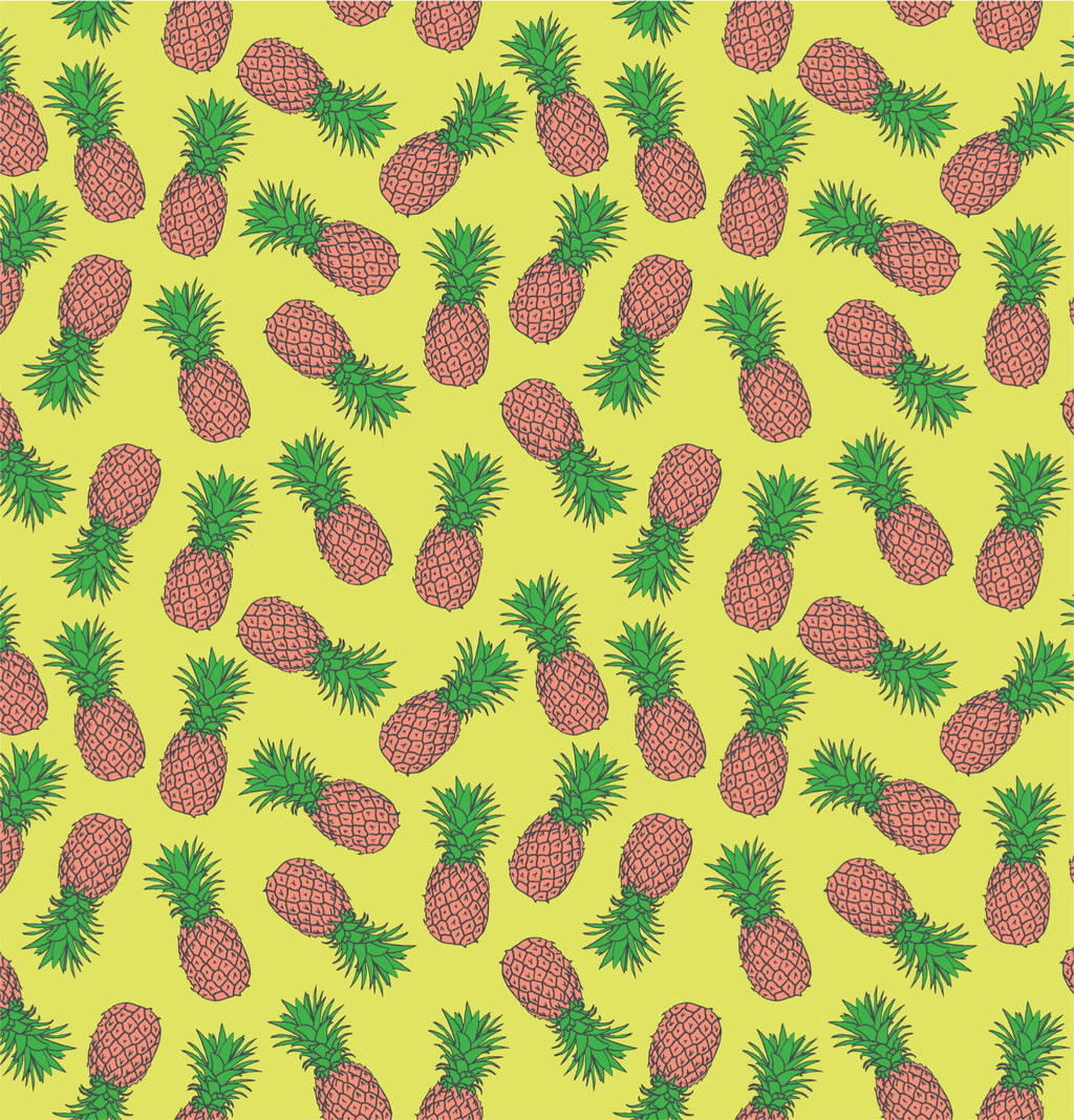 Pink Pineapple Tech Wallpaper - FREE Digital Download