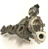 BV43 VAG Group 2.0 CR TDI Replacement Turbo (5303.980.0137) (OEM: 03L253016G....)