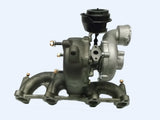 VW/Audi 1.9 TDI PD 130HP ASZ Engine Turbo (720855-5006S) (OEM: 03G253016Q)