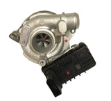 GTA1544VK Jaguar S-Type/XJ 2006- Left Side Replacement Turbo (752341-0003) (OEM: 6R8Q6K682BA, 02C2C28847)