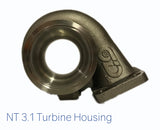 NT 3.1 Turbine Housing (54mm, 0.64A/R, T3 V-Band)