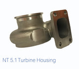 NT 5.1 Turbine Housing (61mm, 0.82A/R, T3 V-Band)