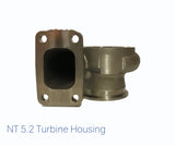 NT 5.2 Turbine Housing (61mm, 0.62A/R, T3 V-Band)