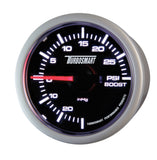 BOOST GAUGE 0-30PSI 52MM - 2 1/16""