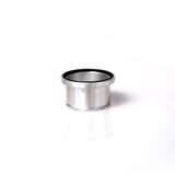 38mm Alloy BOV Weld Flange/Hose Adapter