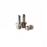 Turbosmart WG50/60 1/8NPT - 6mm Hose Tail Fittings & Blanks