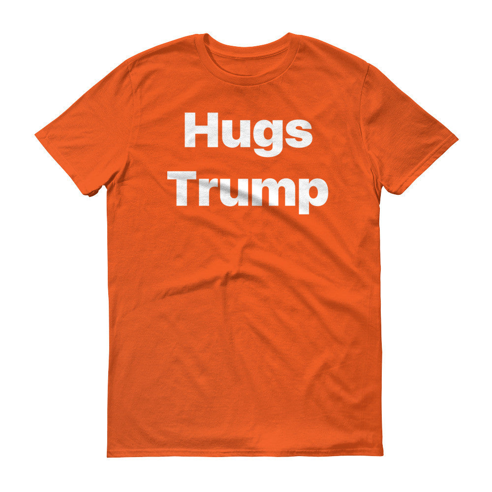 HUGS Short sleeve t-shirt