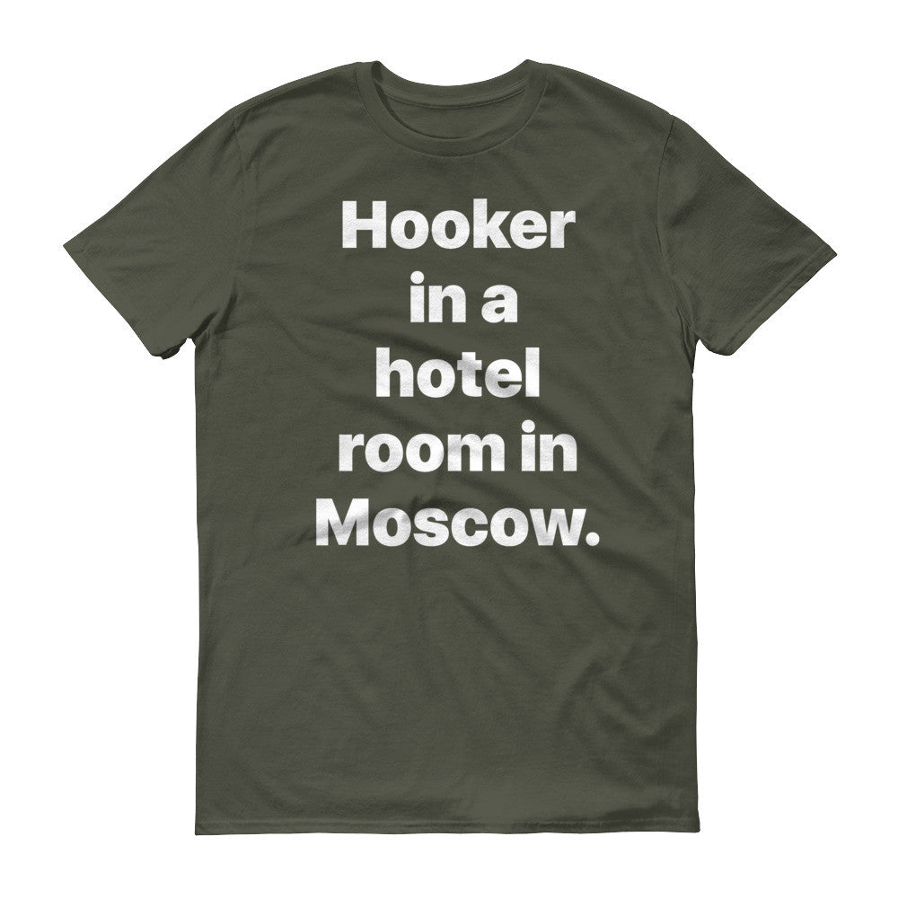 HOOKER Short sleeve t-shirt