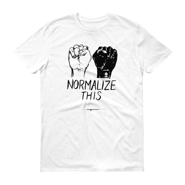 NORMALIZE THIS Short sleeve t-shirt