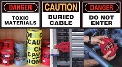 Safety Signs & Tapes