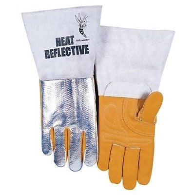 Anchor Brand 101-650H-L Premium High Heat Reflective Welding Gloves Large NEW!