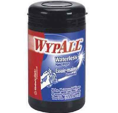 Wypall Heavy-Duty Waterless Hand Wipes by Kimberly Clark Professional