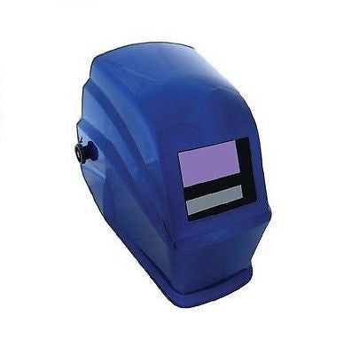 Jackson Safety Nitro W40 Auto-Darkening Welding Helmet - 1 Each - Blue NEW