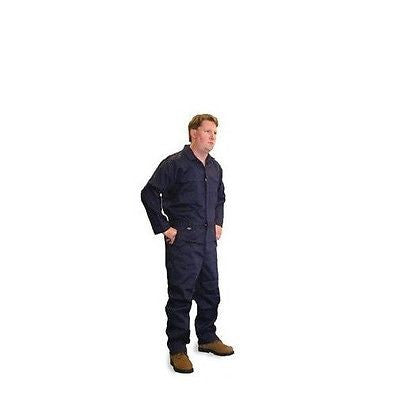 STANCO FLAME RETARDANT COVERALLS  SIZE XL  FRC-681 100% cotton NEW! LOW PRICE