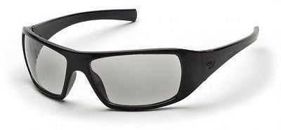 Pyramex SB5610D Clear Lens Goliath Safety Glasses Wrap Around NEW LOW PRICE!