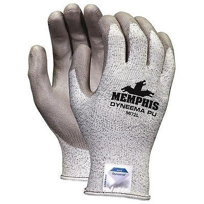 (12 Pairs) Memphis Dyneema Pu Tear/Cut/Abrasion Rated Gloves