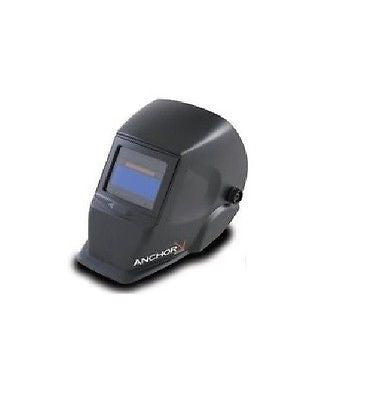 ANCHOR ADF600S-BL Auto Darkening Variable Shade Welding Helmet Black NEW!