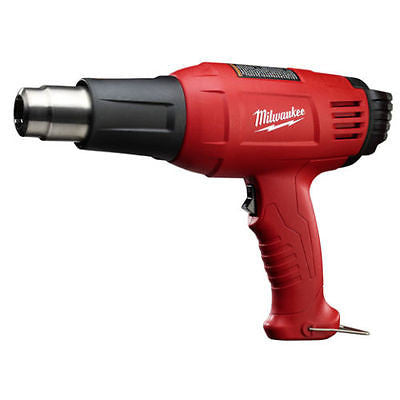 Milwaukee 8975-6 11.6 Amp 570/1000-Degree Fahrenheit Dual Temperature Heat Gun