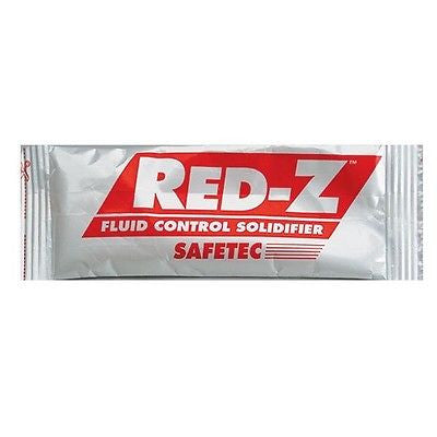 Red Z Fluid Control Solidifier Bloodborne Pathogen (21 g) -M915AC