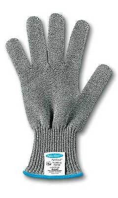Ansell Polar Bear Cut-Resistant Knit Glove 74-075 Ultra-Lightweight X-SMALL NEW!