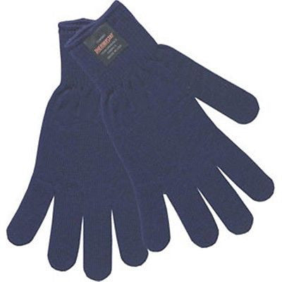 (12 Pairs) Blue DuPont® Thermastat™ Insulated String Gloves (One-Size)