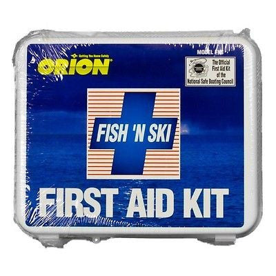 Orion® Safety74-Piece Fish 'N Ski Marine and Boating First Aid Kit- 963OS