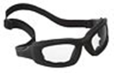 3M™ Maxim™ Safety Goggles 2x2, Clear Anti-Fog Lens, Black Frame NEW!