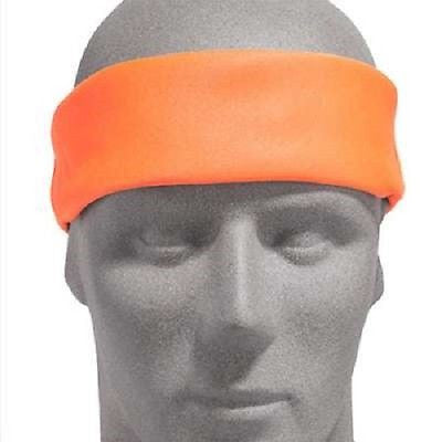 Miracool SAFETY ORANGE Bandana Keeps You Cool All Day! BRAND NEW w/TAG!