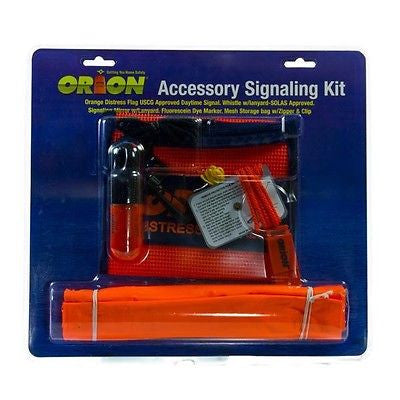Orion ACCESSORY Visual & Audible Marine Boating Camping SIGNALING KIT NEW