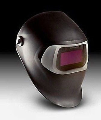 3M WELDING HELMET Speedglas 100 Series Auto-Darkening Black Welding Helmet LOW$!