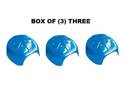 Box of (3) OccuNomix Vulcan® Bump Caps Inserts For Baseball Style Bump Caps NEW!