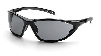 PYRAMEX SAFETY GLASSES PMXCITE SMOKE LENS UV PROTECTION SB7720D LOWEST PRICE!
