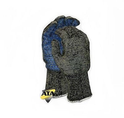 ATA Cut & Puncture Resistant Safety Gloves Level 4 Nitrile Heavy-Weight (L & XL)