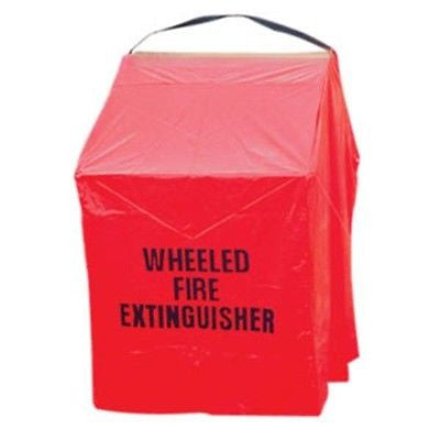 "150 lb Wheeled Fire Extinguisher Unit Cover,WUC1BR, 53""H X 42""W X 30""D,NEW!"