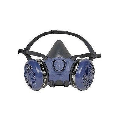 Moldex® LARGE Half Mask Reusable 7113 Air Purifying Respirator Assembled bundle