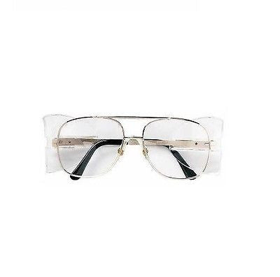 Crews Engineer Conventional Tahoe Shape Protective Eyewear 135-71110 Gold Frame