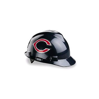 NFL Hard Hat Chicago Bears by MSA NEW!