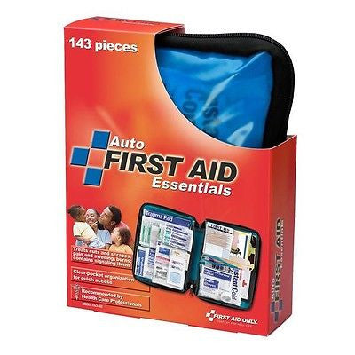 143-Piece car emergency first aid kit- FAO552AC