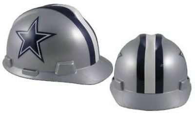 NFL Hard Hat Dallas Cowboys by MSA 818392 NEW!