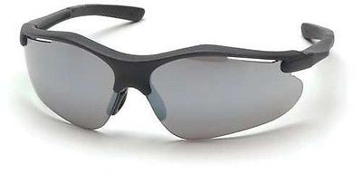 Pyramex Fortress Safety Glasses Eyewear, Silver Mirror SB3770D NEW LOW PRICE!