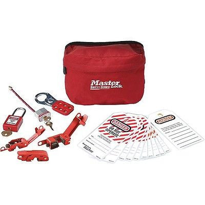 MASTER LOCK Lockout Electrical Compact Pouch S1010E410ML NEW LOW PRICE!