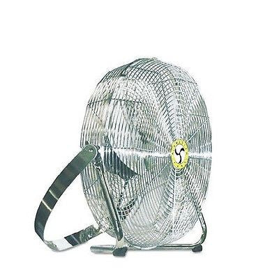 "Airmaster High Velocity Low Stand Cooling Fans 18"" Swivel NEW LOWEST PRICE!"