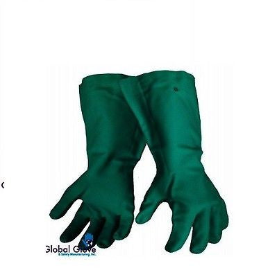 (12 Pairs) Heavyweight Unsupported Nitrile Gloves