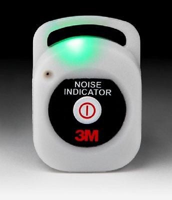 3M NI-100 Noise Level Indicator Badge Each NEW