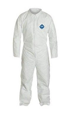 Tyvek Coveralls TY120S/CTL412 white Bunny Suit Costume sizes med-7xl