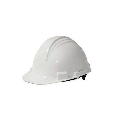 North Hard Hat 4-pt pinlock Suspension - White - Item A59