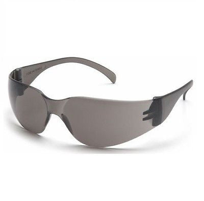 PYRAMEX Series S4120S GREY WRAPAROUND SAFETY GLASSES NEW IN BAG!