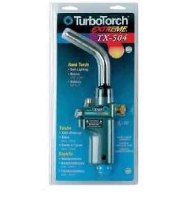 TX504 TURBO EXTREME TORCH CLAM PACK 0386-1293