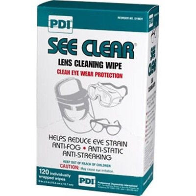 "(2 Boxes) ""See Clear"" Cleaning Wipes"