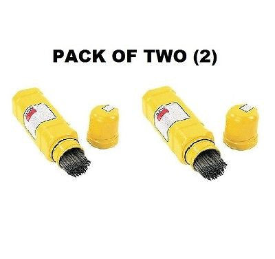 PACK OF (2) TWO Phoenix Safetube Rod Containers - 1205441 10 LB CAPACITY EACH